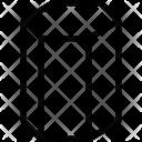 Hexagonal barrel Icon