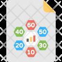 Hexagonal Diagram Icon