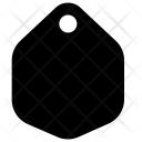 Hexagonal Frame Hole Icon
