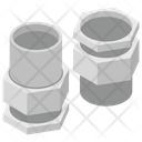 Hexagonal Nuts Icon
