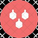 Hexagone Hexagonal Pattern Icon