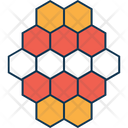 Hexagons Icon