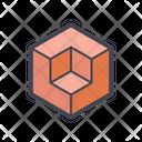 Hexahedron Icon