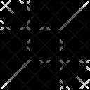 Hexahedron Shape Icon