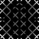 Hexahedron Pressure Squeeze Icon