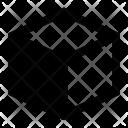 Hexahedron Cube Icon