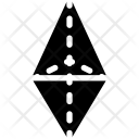 Hexahedron Polyhedron Shape Icon