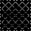 Hi-fi wireframe Icon