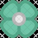 Hibiscus Flower Lobatus Icon