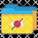 Multiple Folder Archive Icon