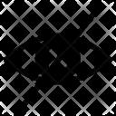Hidden Not Visible Icon