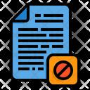Hidden File Icon