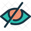 Hide Protection Eye Icon