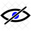 Eye Set Multimedia Icon