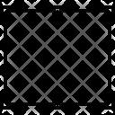 Hide Shape Widgets Icon