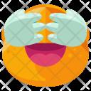 Hide Seek Emoji Icon