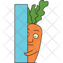 Hiding Carrot Icon