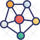 Hierarchical Network Icon