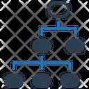 Algorithm Flowchart Planning Icon