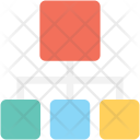 Hierarchy Hierarchical Structure Icon