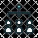 Employee Members Users Icon