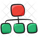 Hierarchy Management Hierarchy Power Structure Icon