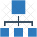 Business Financial Connection Icon