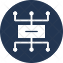 Hierarchy Management Planning Icon