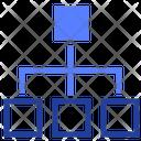 Hierarchy Scheme Company Icon
