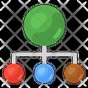 Flowchart Algorithm Sitemap Icon