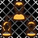 Hierarchy Organization Order Icon