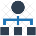 Hierarchy Leader Manager Icon