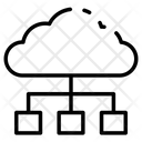Hierarchy Connection Group Icon