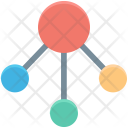 Hierarchy Network Model Icon