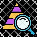 Fine Search Magnifing Glass Icon
