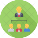 Hierarchy Seo Business Icon