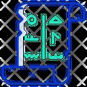 Hieroglyph Cartouche Ancient Icon