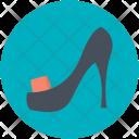 High Heels Footwear Icon