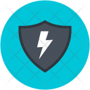 High Voltage Indicating Icon