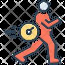 High Speedometer Run Icon