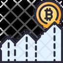 High Bitcoin Icon