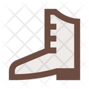 High Boot Shoes Footwear Icon