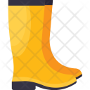 High Boots Shoes Icon