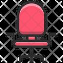 High Chair Bar Chair Bar Icon