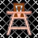 High Chair Icon