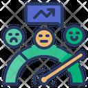 High Customer Satisfaction Icon