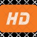 High Definition Hd Icon