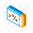 High Percentage Butter Icon