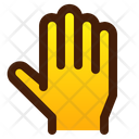 High Five Finger Icon