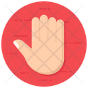 High Five Hand Wave Gimme Five Icon